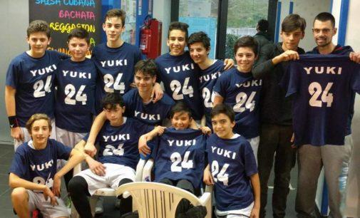 San Nilo Grottaferrata (basket), la metamorfosi dell'Under 14. Catanzani: «Orgoglioso di loro»