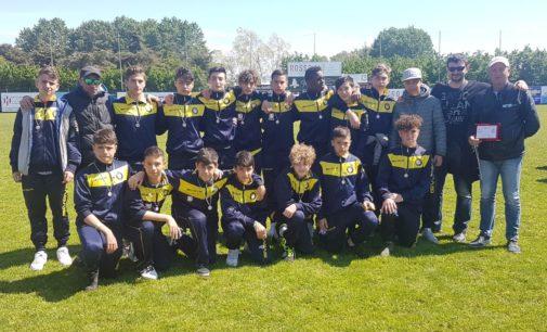 Asd Borussia calcio: Giovanissimi provinciali a testa alta al torneo pasquale di Jesolo