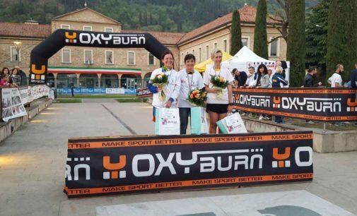 Francesca Innocenti, Vice Campionessa Italiana 12 ore corsa su strada
