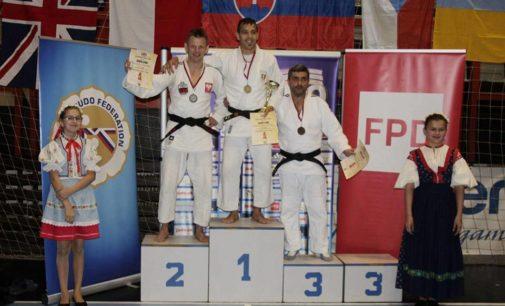 Asd Judo Energon Esco Frascati, strepitoso Mascherucci: altro trionfo in Slovacchia