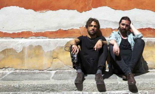 Antonio Di Martino e Fabrizio Cammarata live al Quirinetta