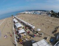 Sport Party, la maratona del beach tennis nel week end a Terracina, oltre 350 atleti in campo