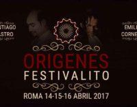 Origenes Festivalito – Il Primo Festivalito di Folklore e Tango a Roma