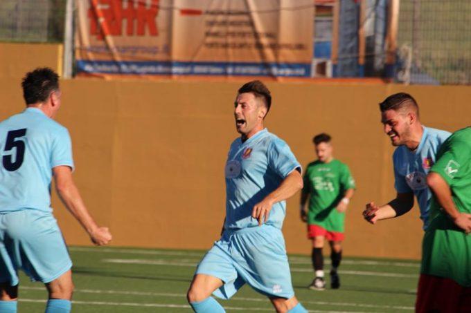 Asd Corcolle calcio (II cat.), D'Amaso: «Abbiamo il dovere di chiudere almeno al secondo posto»