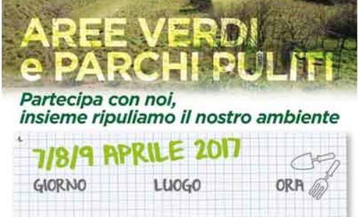 Aree Verdi e Parchi Puliti!