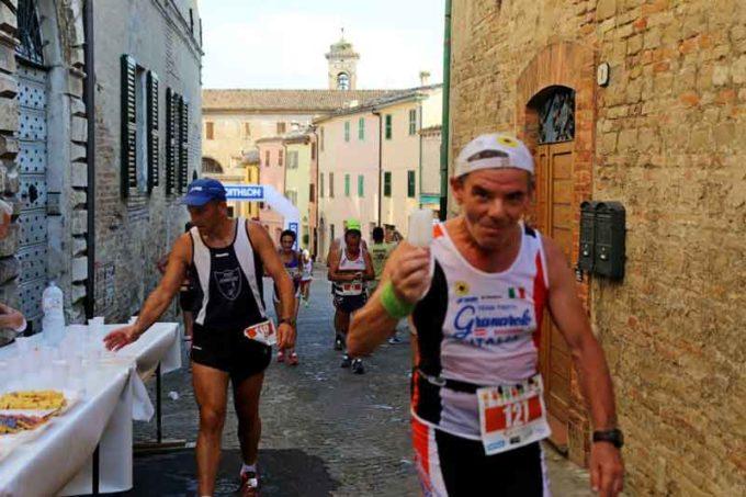Draicchio Franco, ultrarunner: Terza edizione della Sei ore de Conti