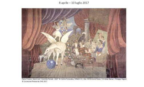 Mostra – Picasso e Napoli: Parade – Museo e Real Bosco di Capodimonte e Scavi di Pompei