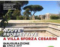 Lanuvio – Sabato 8 aprile 2017 inaugurazione del nuovo percorso archeologico del Santuario di Giunone Sospita