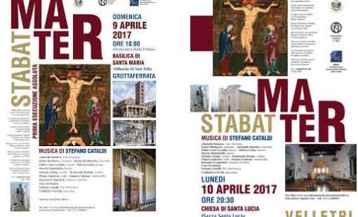 Prima esecuzione assoluta: Stabat Mater di Stefano Cataldi