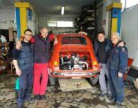 Una vita ad accordare motori Ragonesi Bruno, meccanico a Ciampino