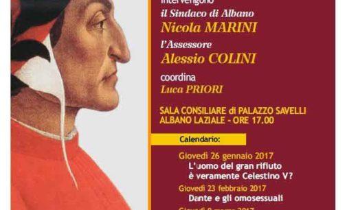 Albano Laziale, le Lectio Magistralis sulla Divina Commedia a cura di Aldo Onorati