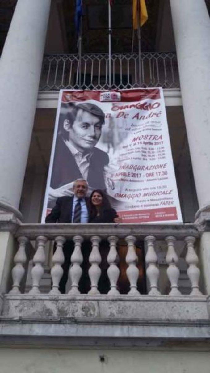 Albano Laziale, la mostra dedicata a De André aperta fino al 15 aprile