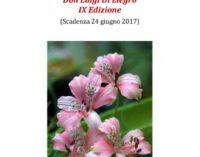 Premio Internazionale di Poesia Don Luigi Di Liegro IX Edizione