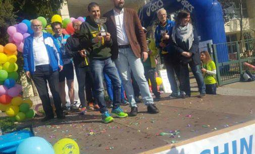 Marcello Spreafico superare il muro dei 200km di corsa nelle 24 ore