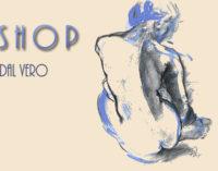 DOMENICA 2 APRILE: WORKSHOP 'DISEGNO DAL VIVO CON MODELLA' – Introduzione, cenni storici, immagini, disegno dal vivo con musica e buffet