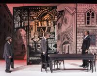 Teatro Vittoria LA MANDRAGOLA dal 4 al 9 aprile 2017