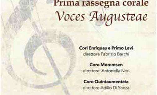 """I^ rassegna corale """"Liceo Augusto"""""""