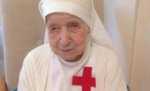 Si è spenta a 110 anni Candida Bellotti, la suora più anziana del mondo