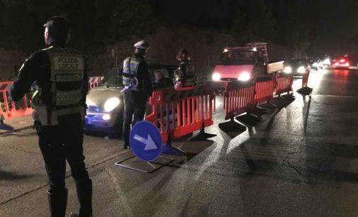 Operazione congiunta delle Polizie Locali sulla Via dei Laghi