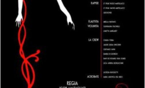 """L'opera teatrale """"Il Sogno di Clio"""" al Salone Margherita di Roma"""