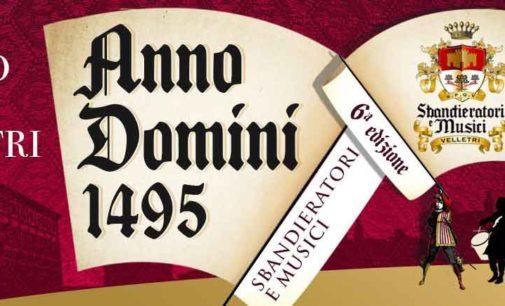 Viaggio nel tempo ai Castelli Romani VELLETRI – Anno Domini 1495