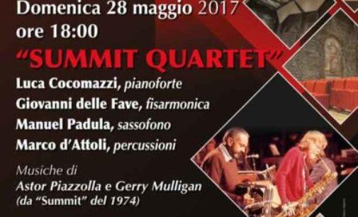 "Velletri – "" Summit quartet """