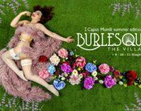 Caput Mundi International Burlesque Award Summer Edition 2017