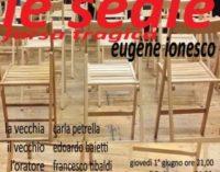 """""""Le sedie"""" di Ionesco al Teatro di Terra di Velletri"""