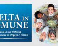 Donazioni organi: da giugno a Marino si parte con le dichiarazioni di volonta'