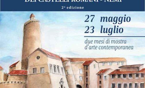 Biennale Internazionale D'Arte dei Castelli Romani, Nemi