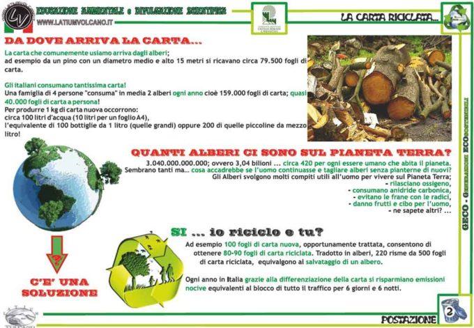 "Educazione Ambientale – Parte ""G.ECO"""