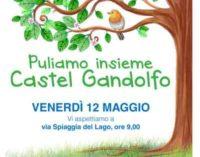 "Let's Clean Up Europe: il 12 maggio ""Puliamo insieme Castel Gandolfo"""
