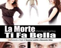 """Teatro Trastevere presenta  """"LA MORTE TI FA BELLA"""" di M. Donovan e D. Koepp"""