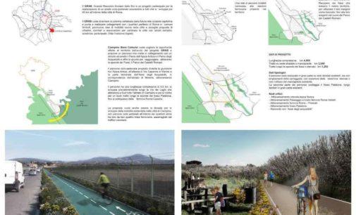 """Anello dei parchi """"Un percorso per il bello"""" attraversando Ciampino"""