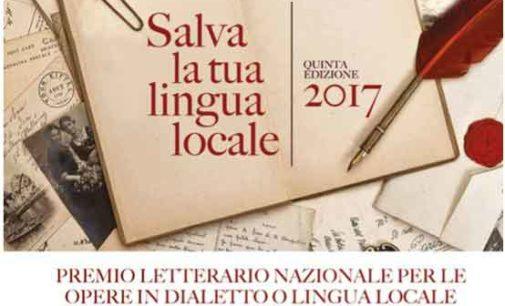 Salva la tua lingua locale 2017 il bando della 5ª edizione