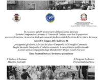 Lariano – 50esimo autonomia comunale