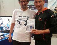 Matteo Nocera, ultrarunner: Vinco ancora e questa volta sono 76km