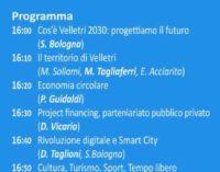 """Polo Espositivo Juana Romani, presentazione del Rapporto """"Velletri2030"""