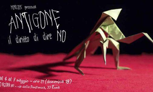 Teatro Agorà 80 – Antigone Il diritto di dire NO