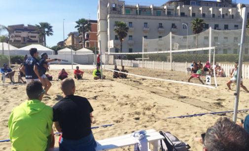 Beach Tennis, Nello Sport Party di Terracina vince Benussi, vice campione del Mondo