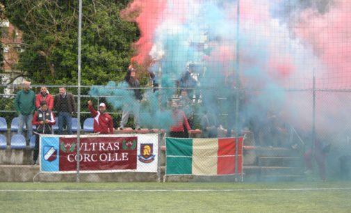 Asd Corcolle calcio (II cat.), Varano: «Il primo posto? Difficile, ma nel calcio mai dire mai…»