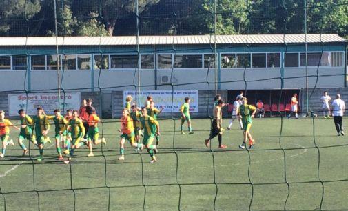 Racing Club calcio (Giovanissimi Elite), Bianchi e la salvezza: «Abbiamo fatto un miracolo»