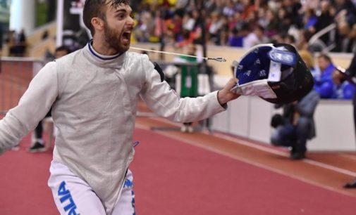 Frascati Scherma: Garozzo super, primo trionfo in Coppa del Mondo a San Pietroburgo