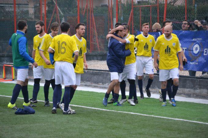 Atletico Morena calcio (Prom), il dg Serafini: «Arriviamo bene al play out, salvezza fondamentale»