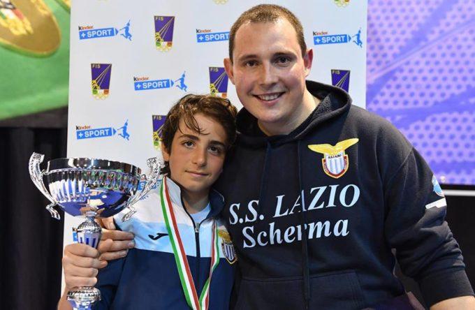 Lazio Scherma: tutti i risultati dagli Under 14 agli Assoluti