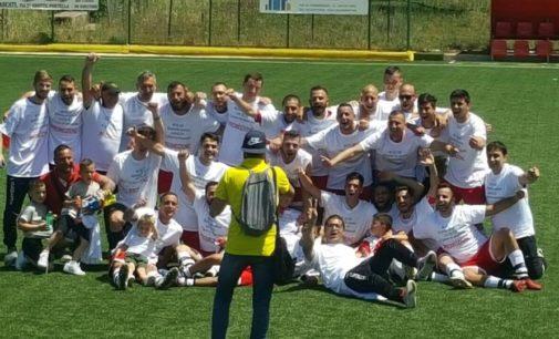 Atletico Kick Off calcio (I cat.) in trionfo, Lupi: «La vittoria chiave? Sul campo del Futbloclub»