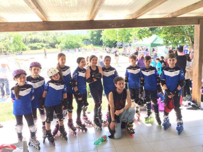 Asd Frascati Skating Club (pattinaggio), ottime risposte ai campionati regionali freestyle