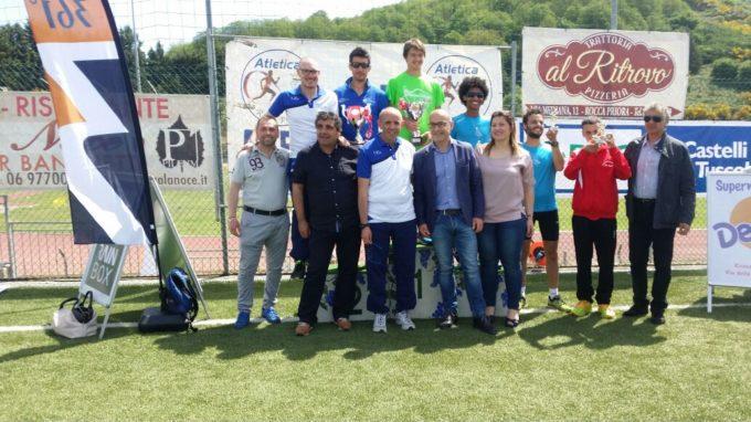 Comunicato stampa Comune di Rocca Priora – Grande successo per la tre giorni di atletica