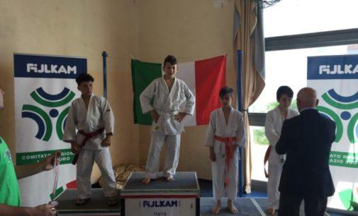 Asd Judo Energon Esco Frascati: Gemmiti campione regionale Esordienti, Vivino alle finali nazionali Cadetti