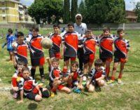 Ldm Colleferro Rugby 1965, l'Under 10 vince il raggruppamento casalingo e poi si sposta a Anagni